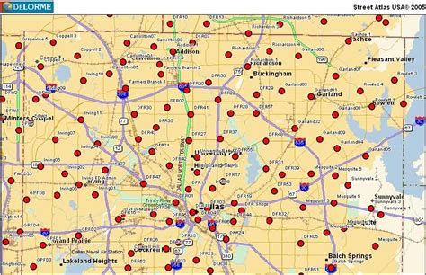 Pdf Dallas Is In What County by Dallas Zip Code Map Pdf Zip Code Map