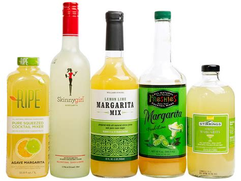 best mixes our search for the best margarita mix serious eats