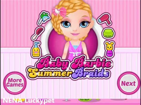 cutting hair games free online hair games play free online hair games newest baby barbie
