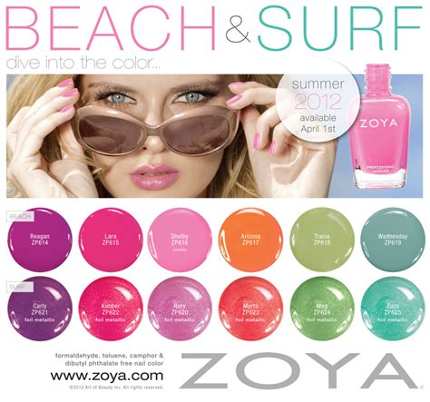 nail polish colors for the beach for women over 50 moondancerjen s nails announcing summer 2012 nail color