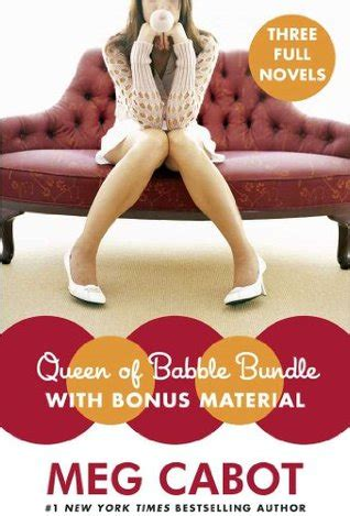 Buku Of Babble Gets Hitched Meg Cabot of babble bundle by meg cabot reviews discussion