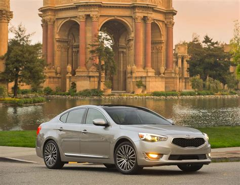 What Is The Most Expensive Kia by Drive 2014 Kia Cadenza Thedetroitbureau