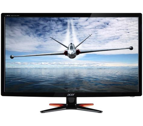 Monitor Led Gaming buy acer predator gn246hlbbi hd 24 quot 3d led gaming