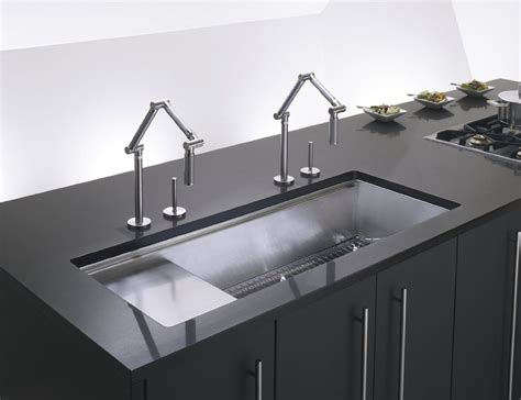 articulating kitchen faucet karbon articulating kitchen faucet
