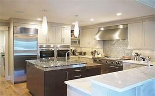 Contemporary Kitchen Backsplashes modern kitchens with stainless steel backsplash designs