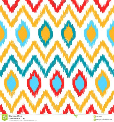 pattern html time abstract colorful geometric chevron seamless pattern in
