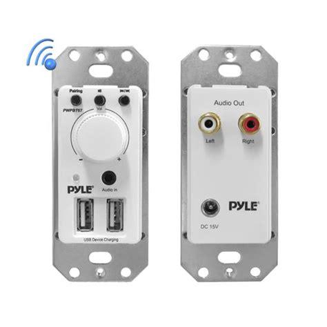 pylehome pwpbt tools  meters wall plates