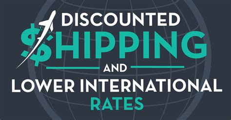 discount shipping and lower international rates viralstyle sellers