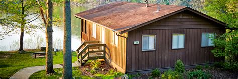 cabins official salt fork state park lodge and