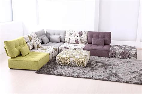 Low Furniture | low seating living room furniture ideas by fama
