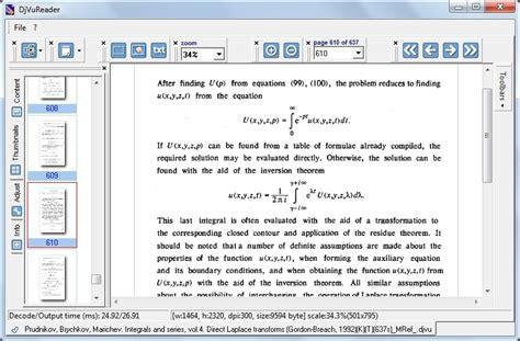 novel format djvu software for reading e books free download for your