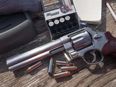 44 magnum light loads smith wesson s model 629 deluxe 44 magnum outdoorhub