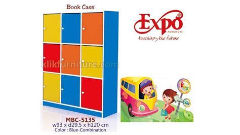 Rak Buku Anak Tk mbc 5135 expo rak buku anak diskon sale