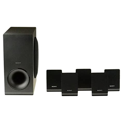 sony dav tz140 home theater system speakers erics