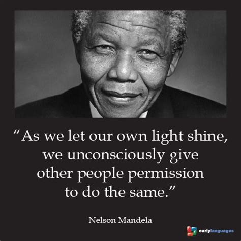 give the biography of nelson mandela continuing education quotes