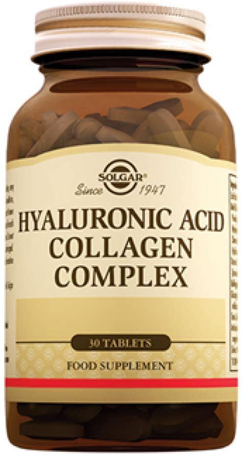 Collagen Complex solgar hyaluronic acid collagen complex tablet 129 95 tl