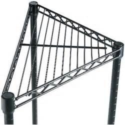 24 inch wire shelving metro 24 inch triangle shelf in intermetro wire shelves