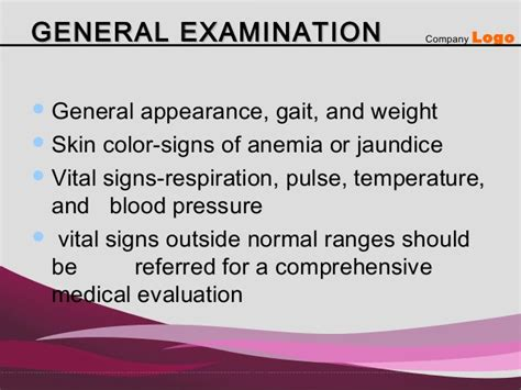 normal skin color temperature and condition should be normal skin color temperature and condition should be