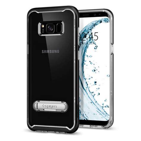 Casecovercasing Untuk Samsung S8 Spigen Black spigen 174 tough armor 565cs21643 samsung galaxy s8 black spaceboy