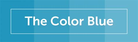 color psychology blue color psychology in marketing the complete guide free