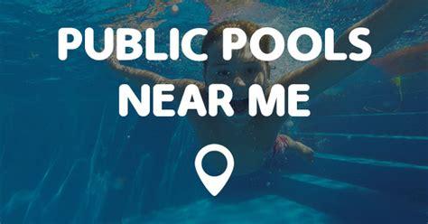 near me pools near me points near me