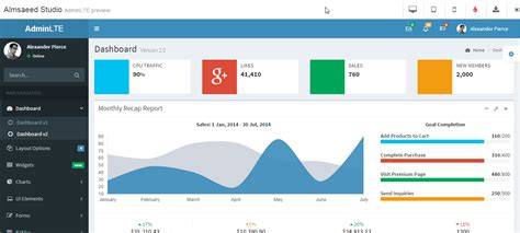templates for bootstrap studio 10 free bootstrap admin dashboard templates and themes