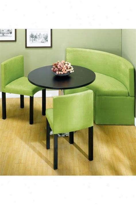 Green Kitchen Table The Best 13 Space Savvy Corner Kitchen Tables For Your Personal And Business Homeideasblog