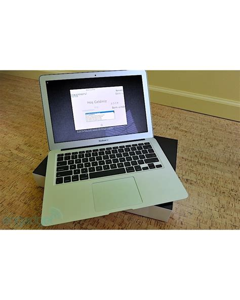 Second Laptop Apple Macbook Air apple macbook air 13 a1369 laptop i5 1 7ghz 128gb ssd el