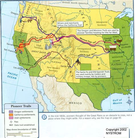 map of oregon trail 100 oregon trail homeschool history resources for a unit study