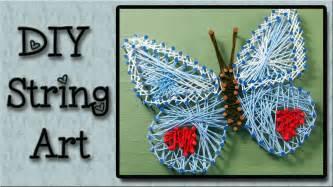 easymeworld string art tutorial an easy craft for kids
