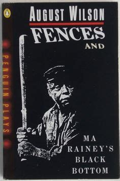 themes in ma rainey s black bottom fences by august wilson handouts activities and