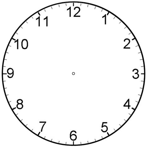 printable clock showing minutes clock face with minutes printable clipart learning printable