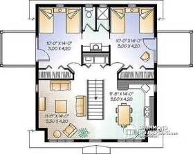 garage apartment plans 2 bedroom house plan w2931 detail from drummondhouseplans