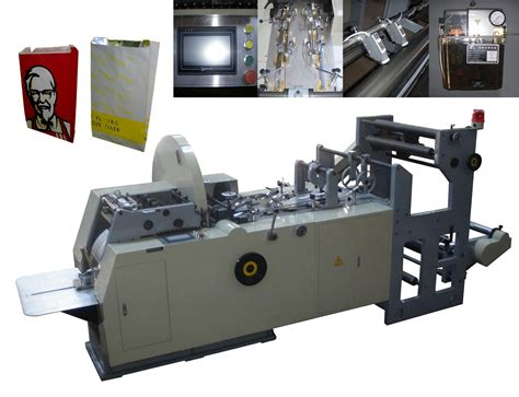china bread paper bag machine lmd 400 china