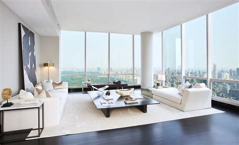 Tudor Homes Interior Design one57 new york luxury apartment for sale architectural
