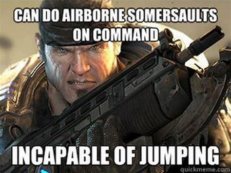 Gears Of War Meme - honest trailers guns for gears of war aka fifty shades