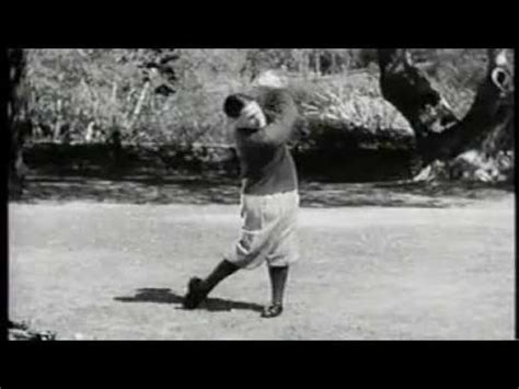 bobby jones golf swing golf swing method bobby jones youtube