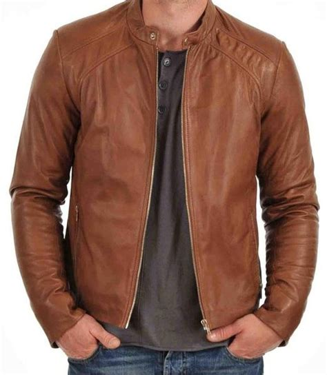 light brown jacket mens branded light brown leather jacket mens men s custom