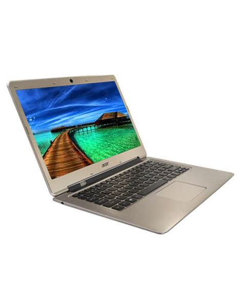 Ram Laptop Acer V5 acer aspire v5 472p nx mawsi 002 tsscreen laptop 3rd gencore i3 3227u 4gb ram 500gb hdd 35