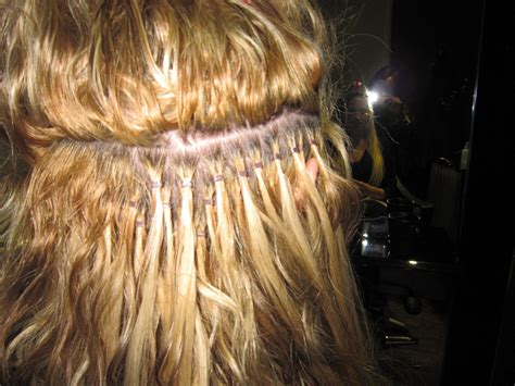 micro extensions is micro loop hair extensions bad for your hair