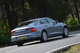 Volvo S90 2016 Volvo S90 D4 Review Review Autocar