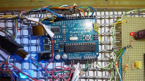 arduino antifurto casa foto myelectronichome