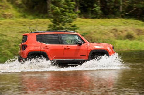 jeep water jeep renegade now on sale in australia from 29 500