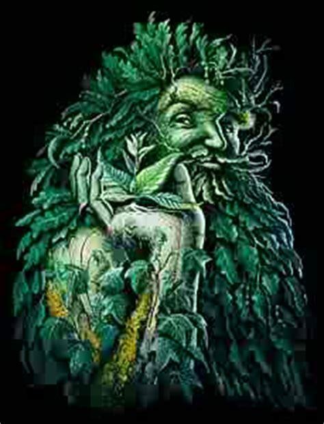 morehead's musings: the green man: burning man 2007 art theme