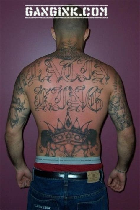 latin king tattoo 42 best images on criminal
