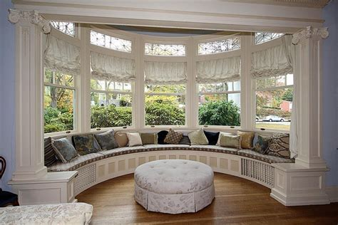 Bedroom Bay Window Seat   Fresh Bedrooms Decor Ideas