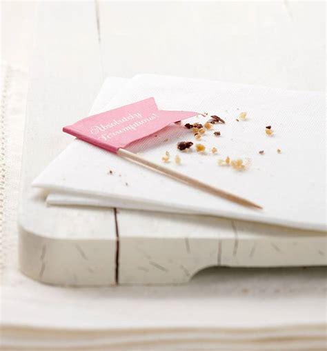 Dijamin Topper Cake Flag Box By Esslshop afternoon tea gift box by crumb notonthehighstreet