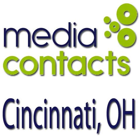 Media Publications Records And Directories Are Sources Of Media Contacts Database List And Directory Cincinnati Oh Media Contacts Pro