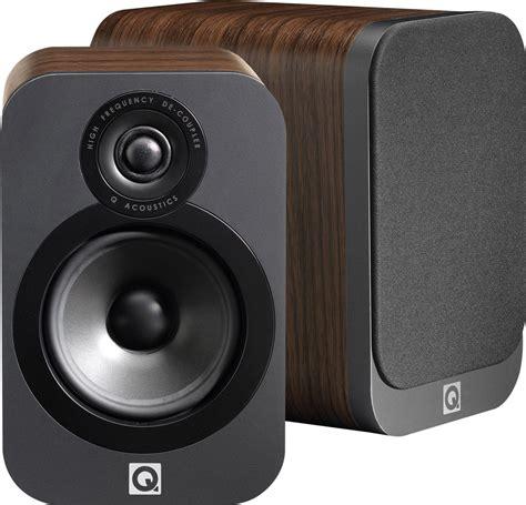 Speaker Q Acoustics q acoustics 3020 bookshelf speakers av2day