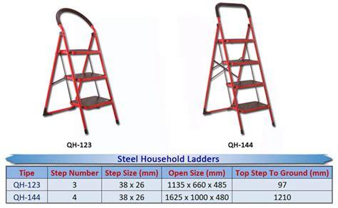 Kursi Lipat Segitiga jual tangga murah di jakarta surabaya dan semarang
